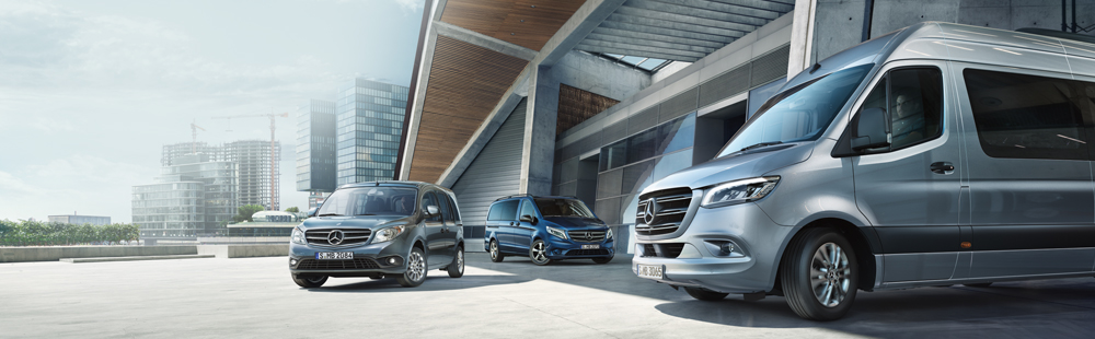 Mercedes-Benz Sprinter, Vito, Citan